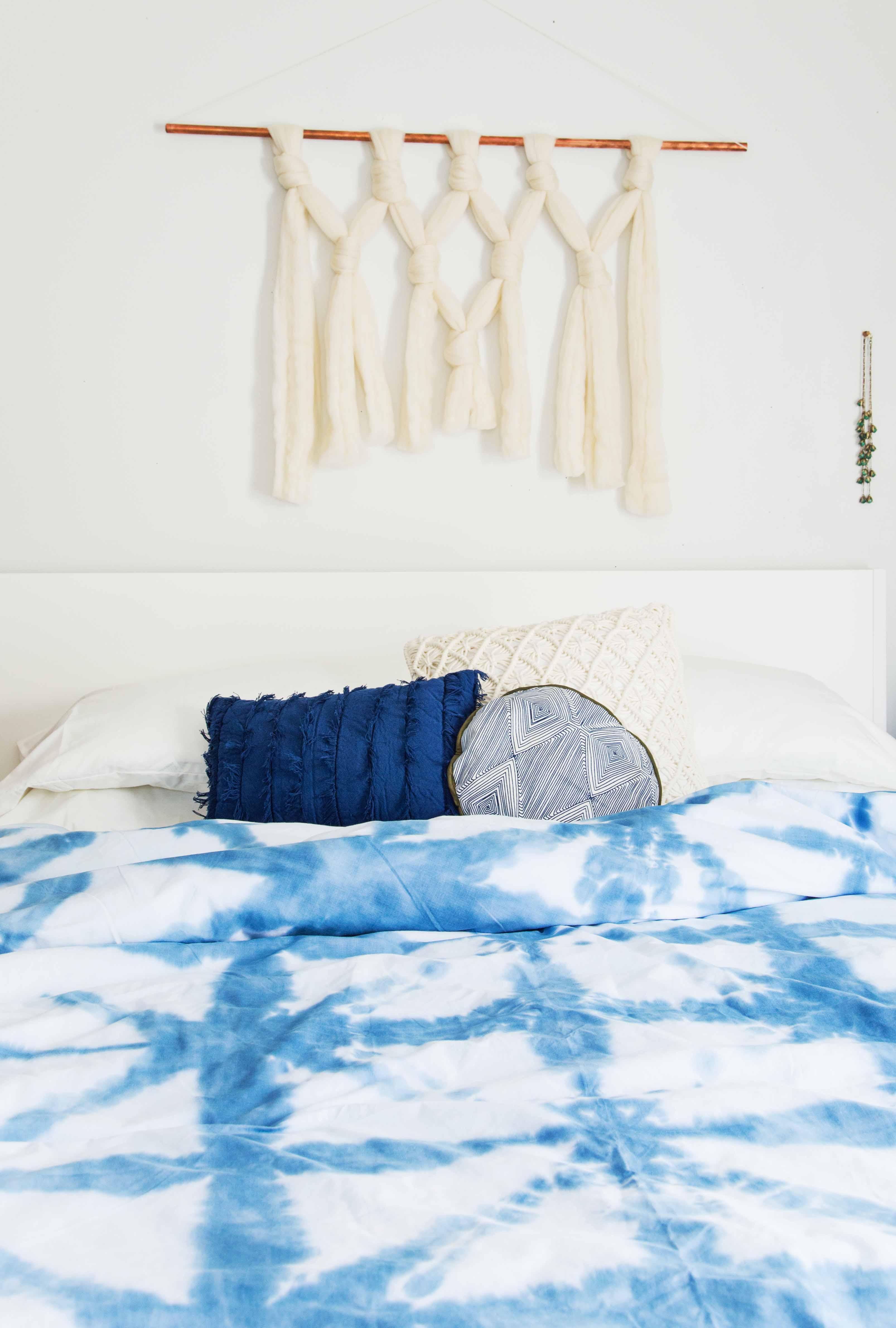 Bedroom Refresh and Shibori
