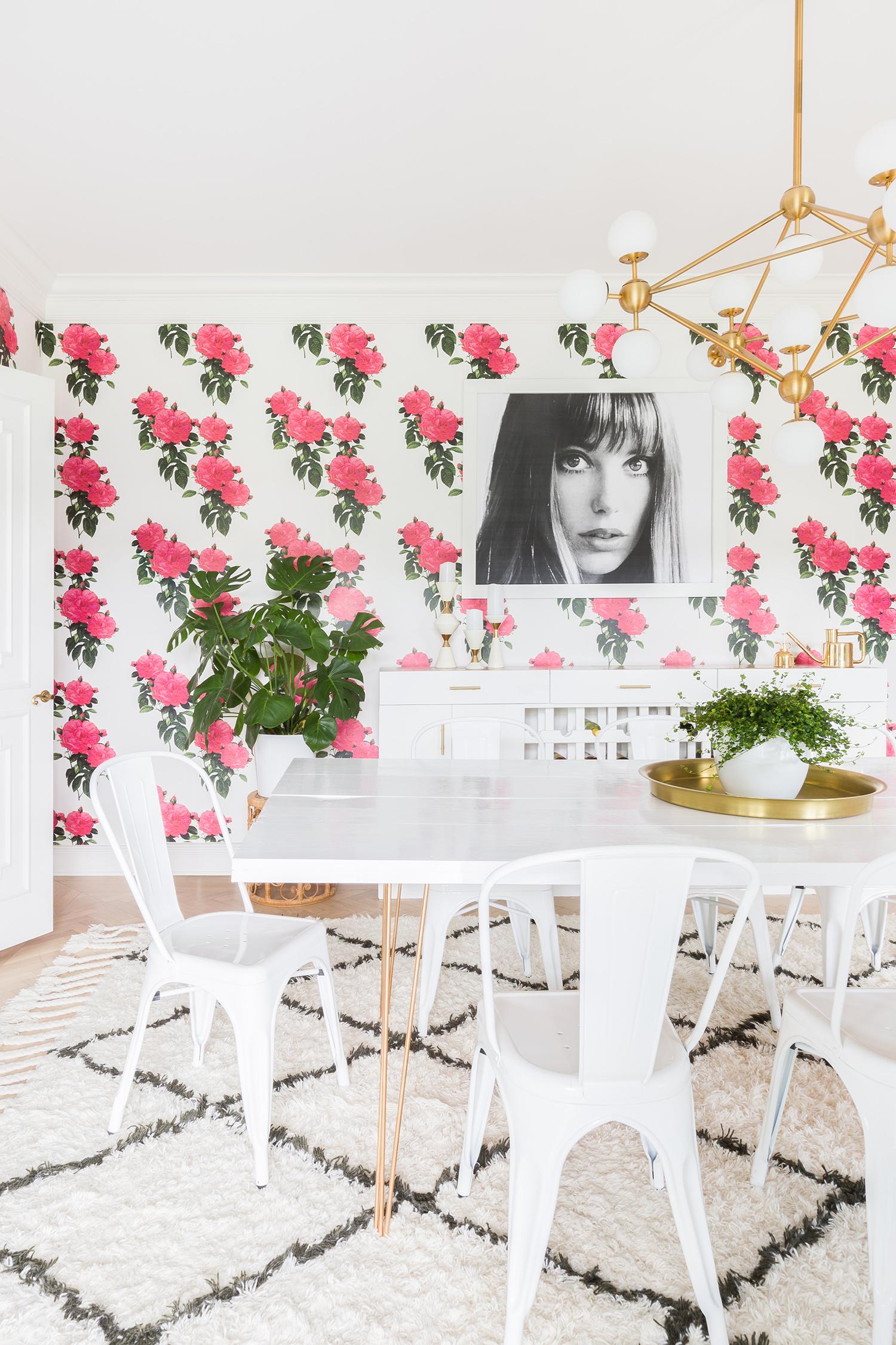 Elsie's Dining Room Tour ©AlyssaRosenheck