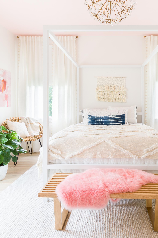 A Beautiful Mess Bedroom ©AlyssaRosenheck