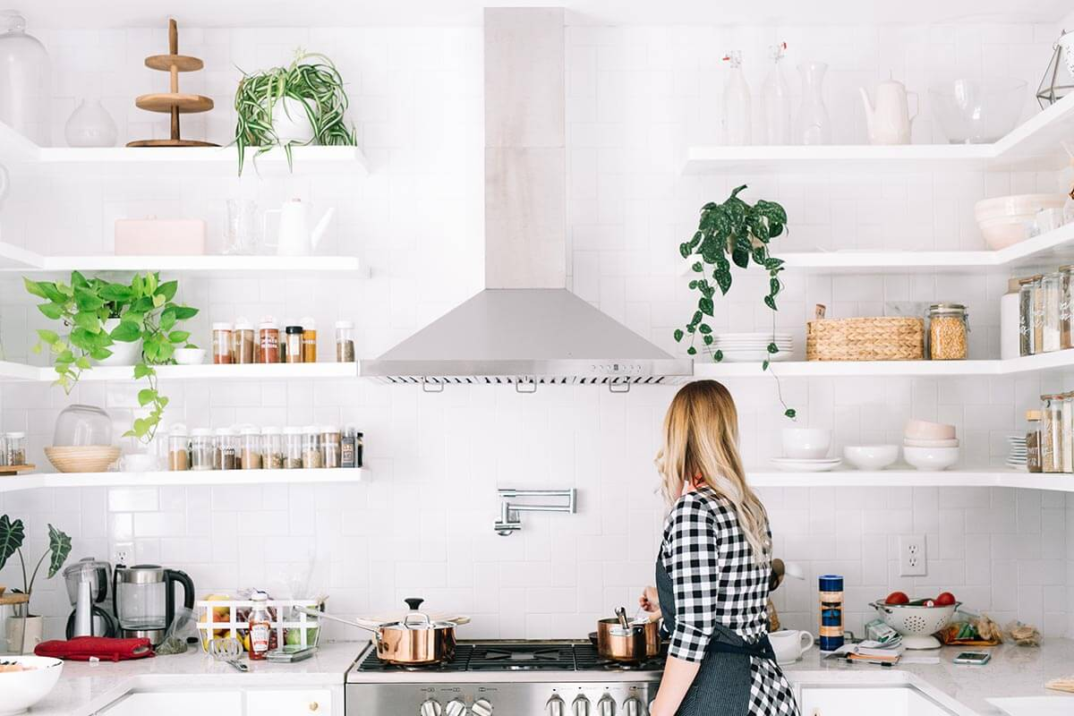 Elsie Larson's kitchen