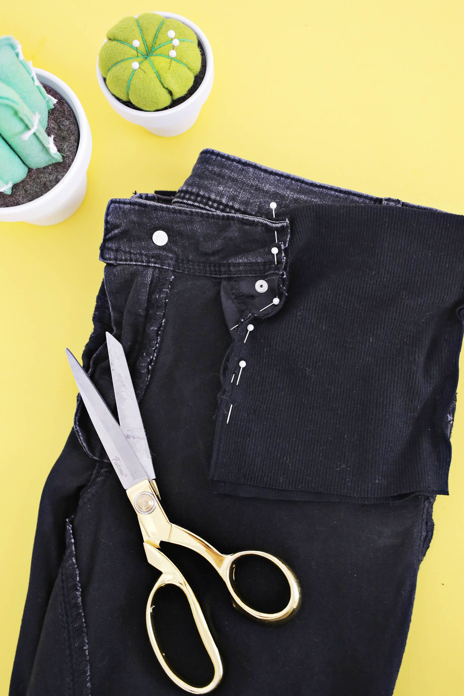 Make Your Own Maternity Jeans A Beautiful Mess