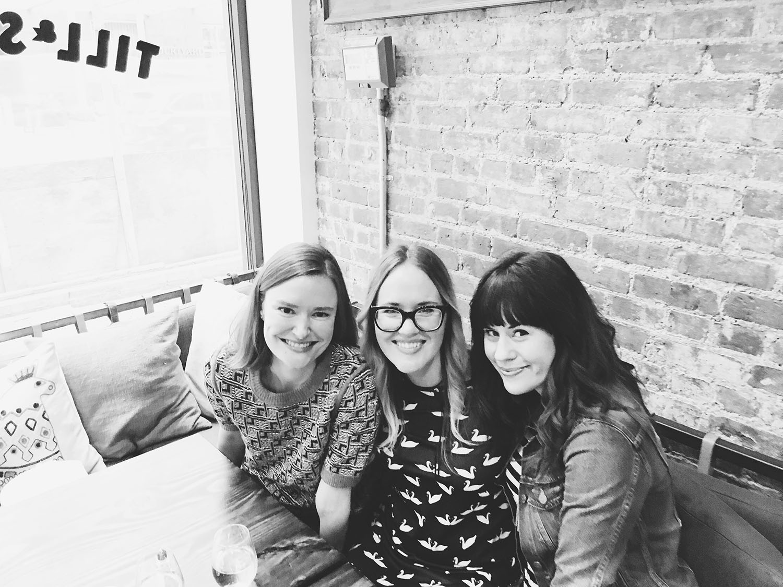 Lindsay, Emma, Elsie