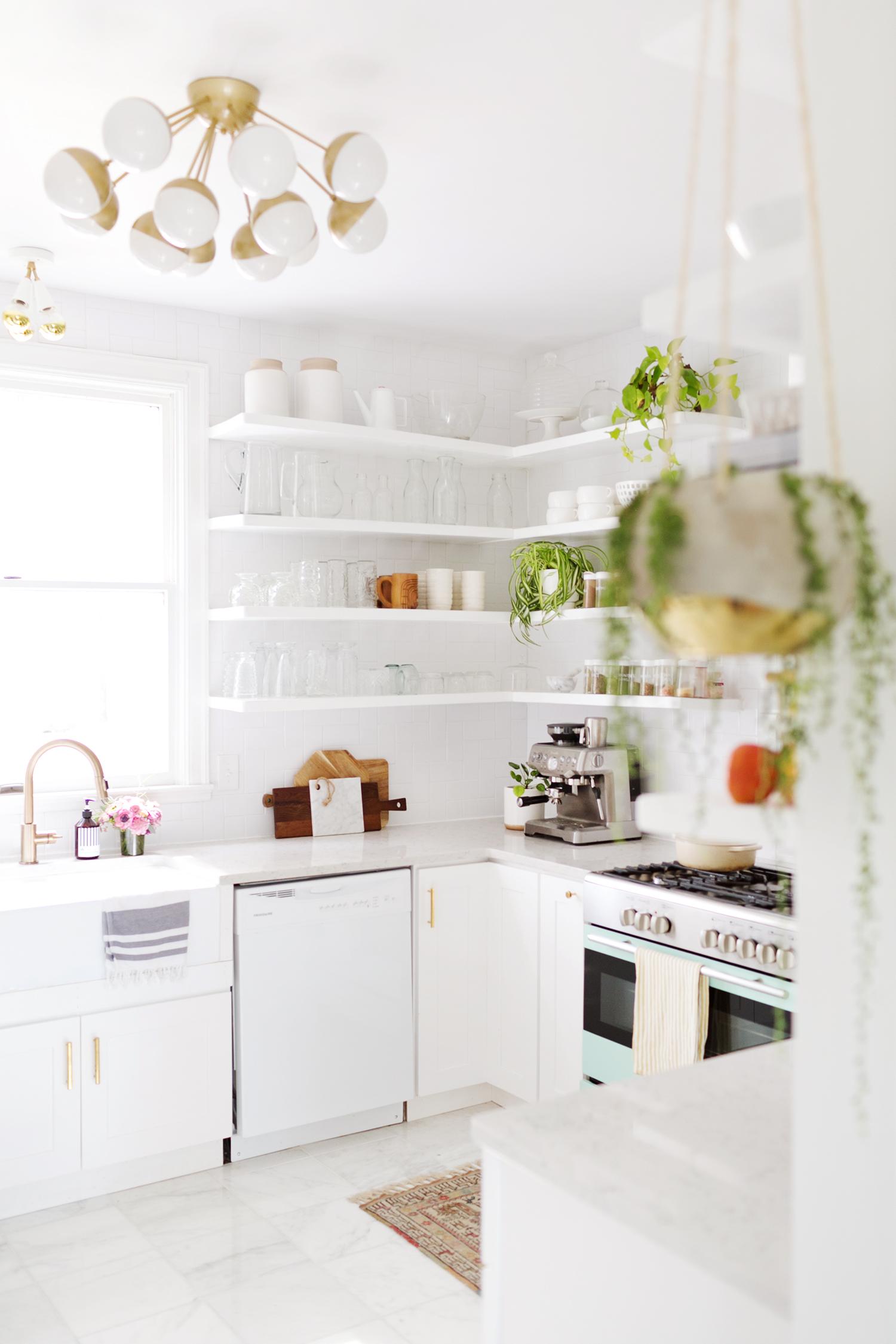 Elsie Larson's Kitchen Tour
