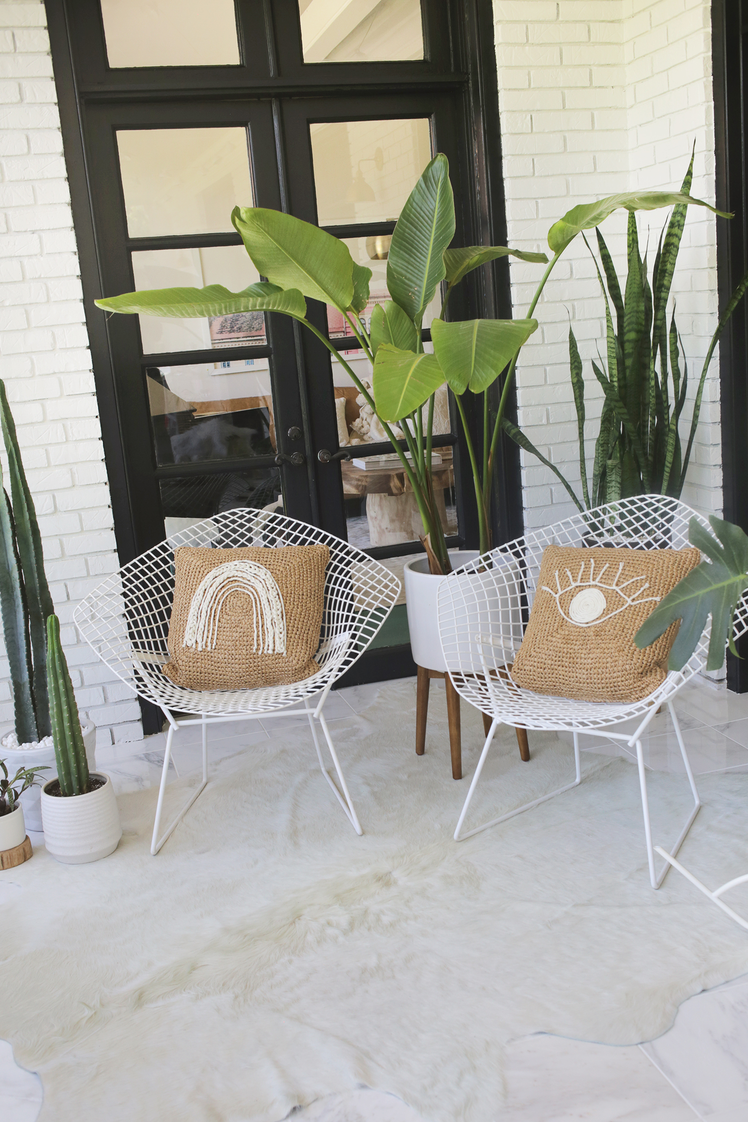 How to weather-proof your metal furniture for the outdoors