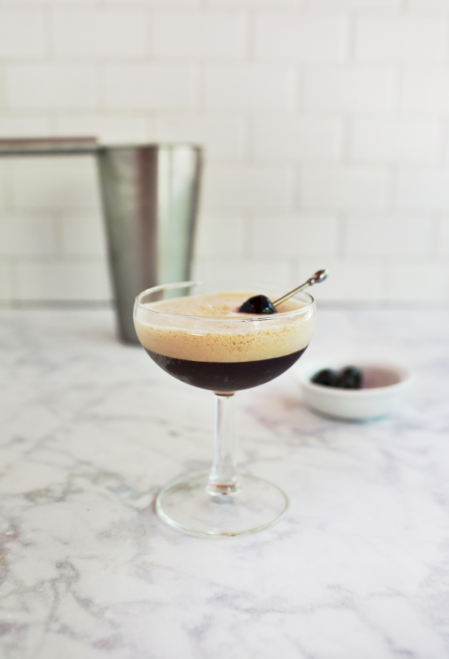 Coffee mocktails