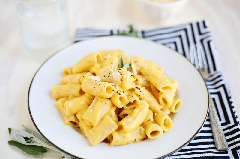 Best creamy pasta sauce (click through for recipe)