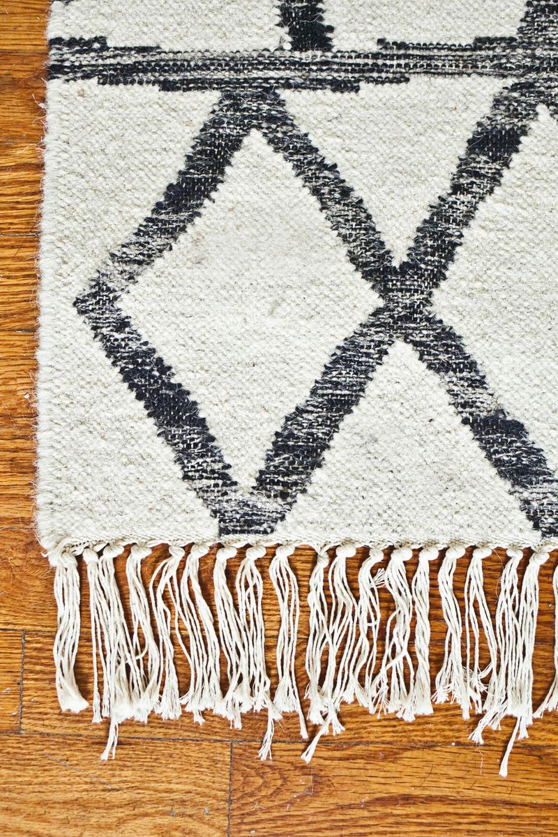 Pretty rug