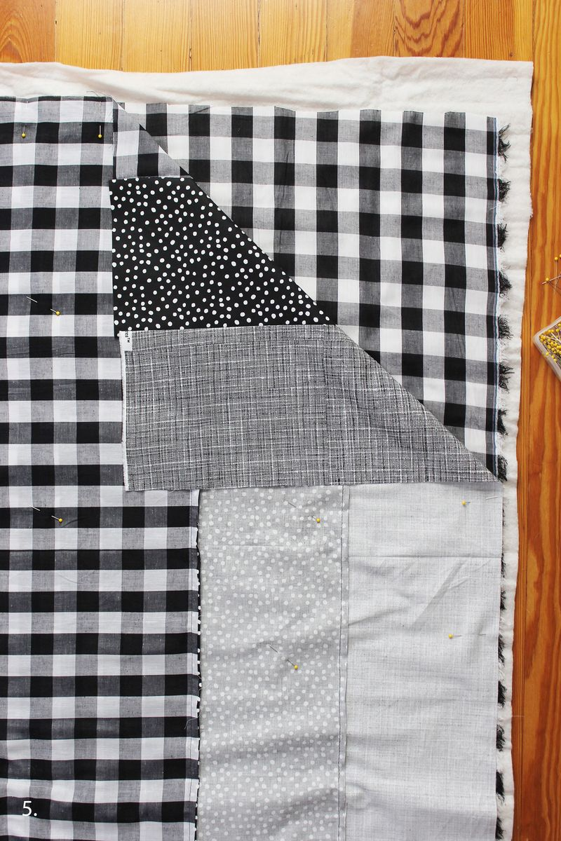 Pretty Easy Patchwork Quilt DIY for 2020