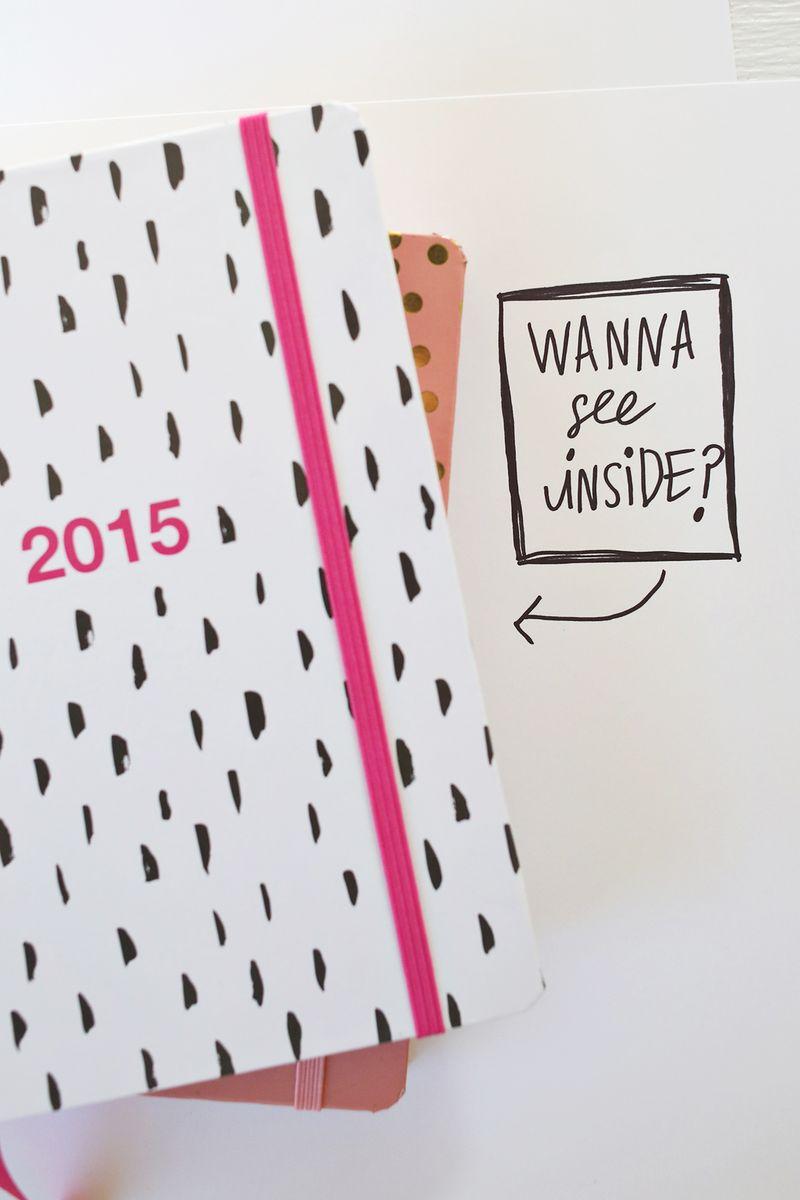 Wanna see inside? ABM 2015 planner