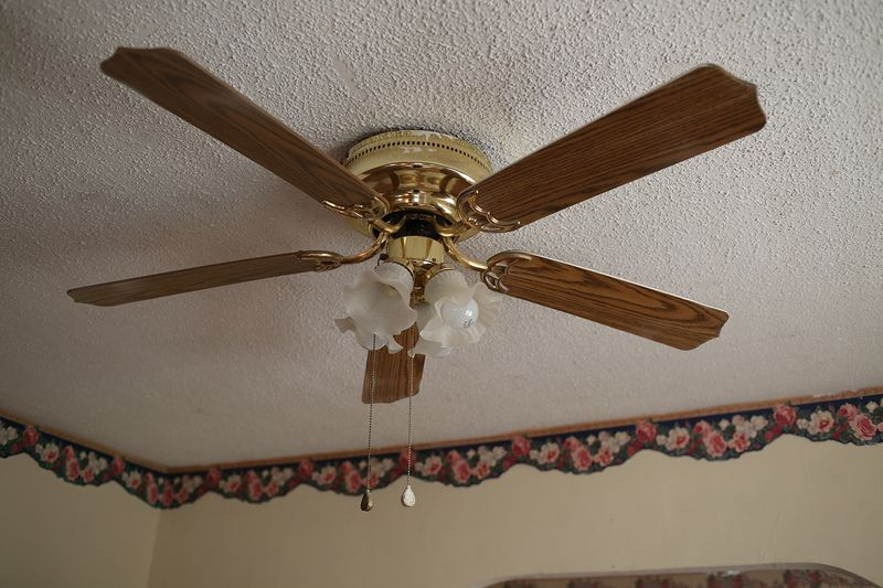 Dining room light fixture update time