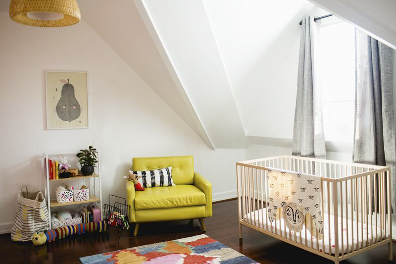 Sarah (& Imogen's) Nursery Tour - Before and After!