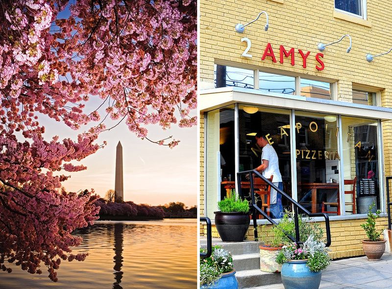 Places I want to go-Washington DC