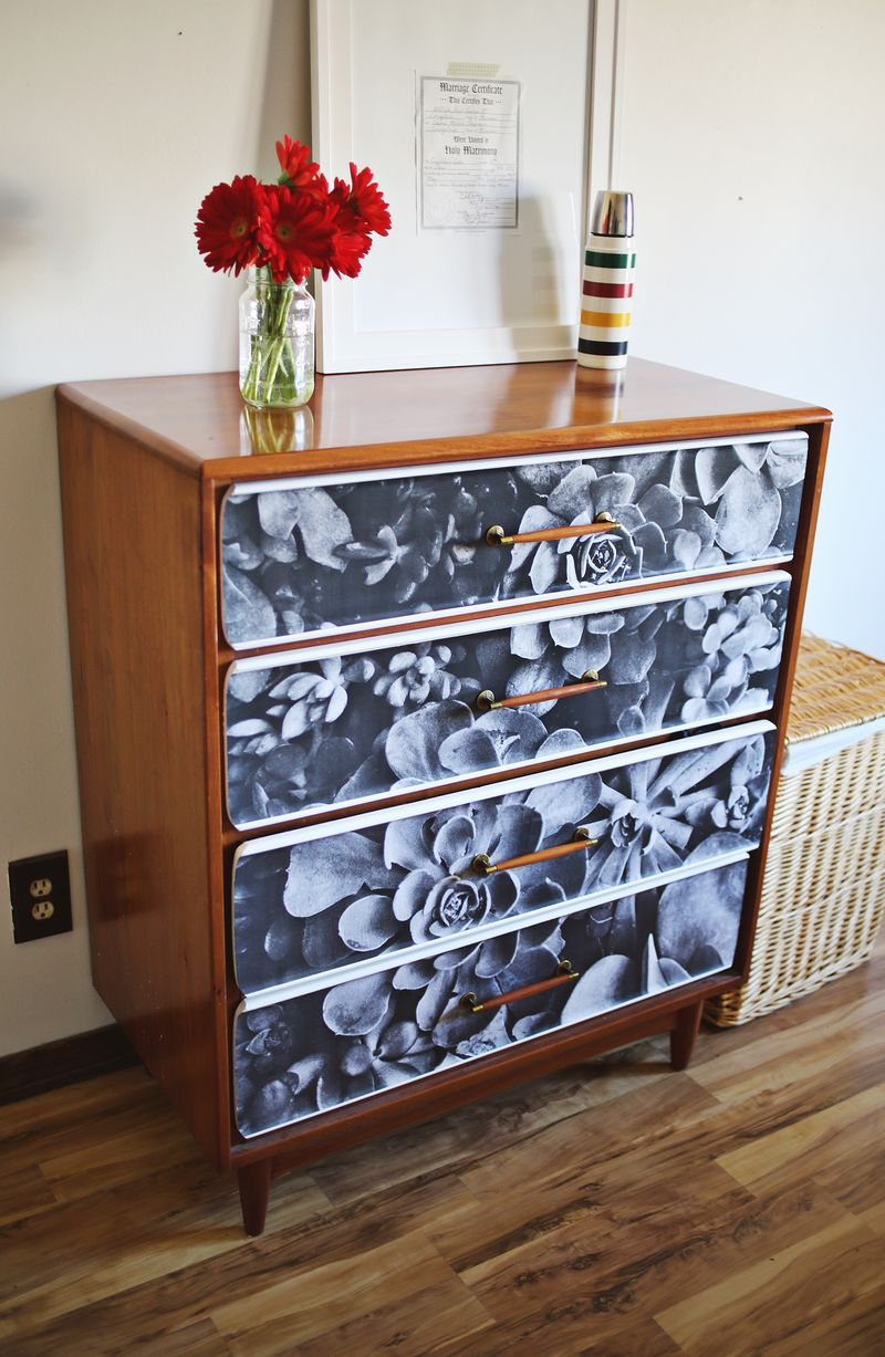 Project Restyle Photo Decoupage A Beautiful Mess