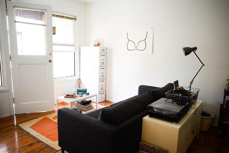 Kara Haupt At Home