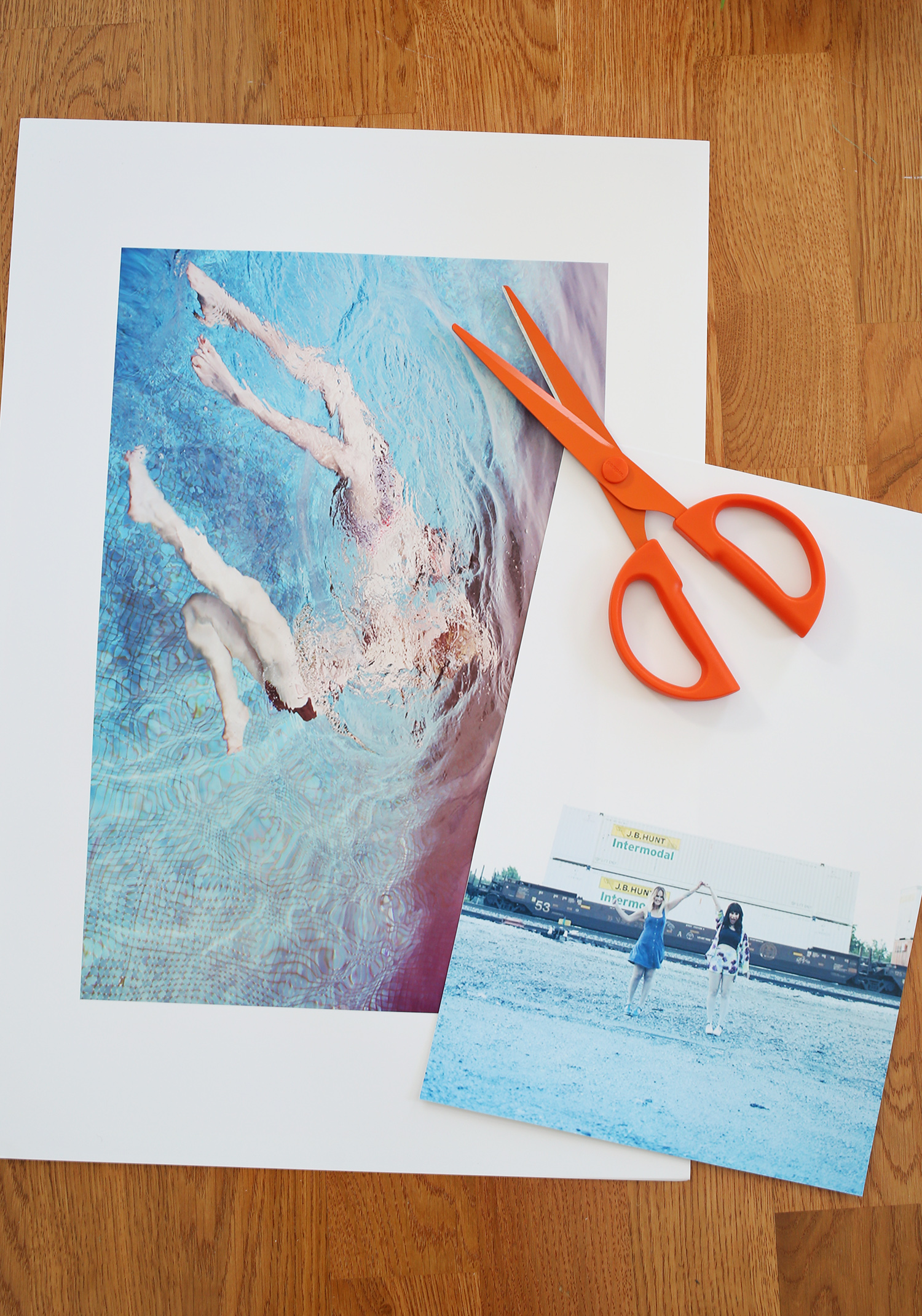 3 Easy Ways to Make Your Own Art Prints - A Beautiful Mess