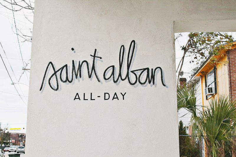 Saint Alban with Lulie Wallace