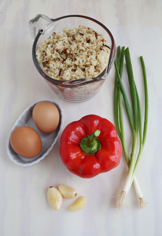 Easy breakfast stir fry