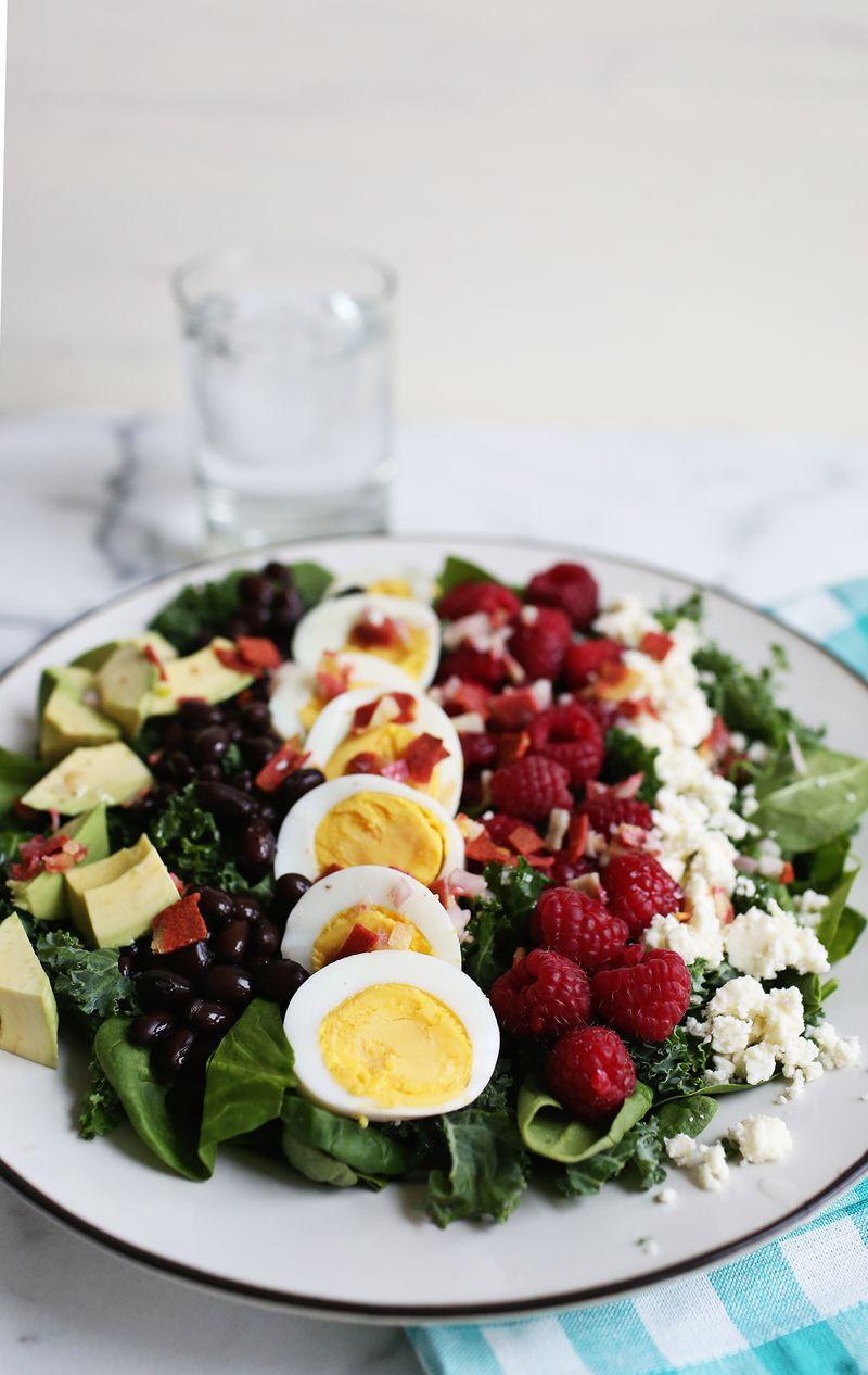 My favorite chopped salad