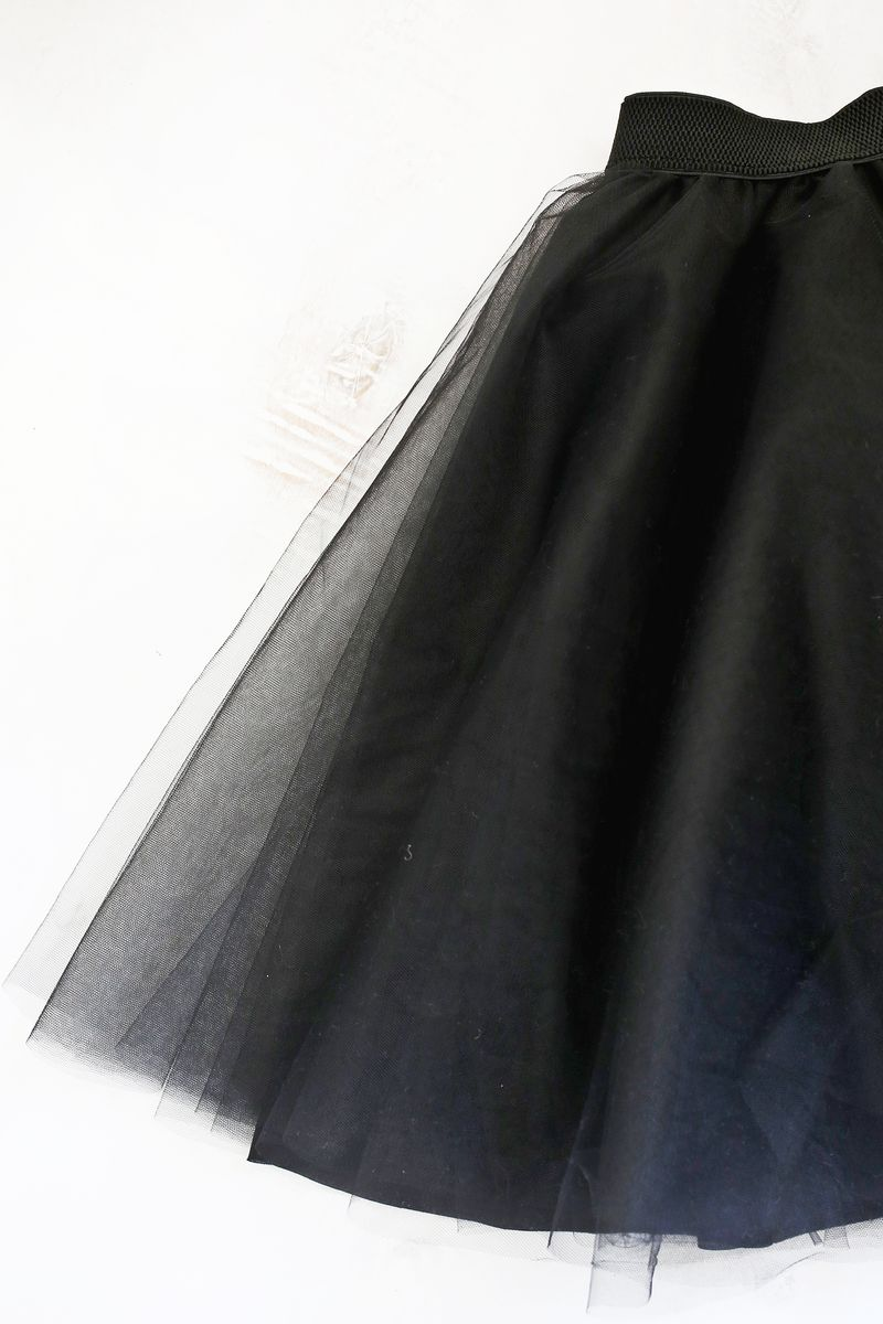 Tulle Circle Skirt Diy A Beautiful Mess