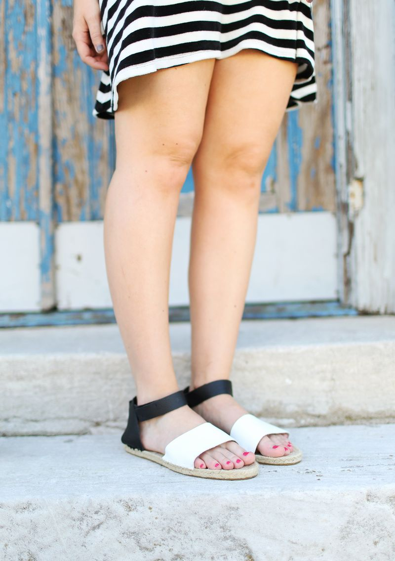 Espadrille Sandals | Easy DIY Projects For Teens Who Love To Craft