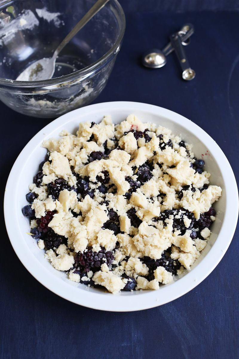 Easiest and best cobbler recipe