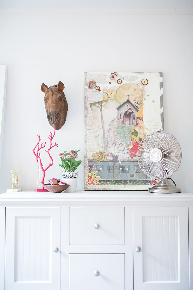 At Home with Kelly Moore Clark