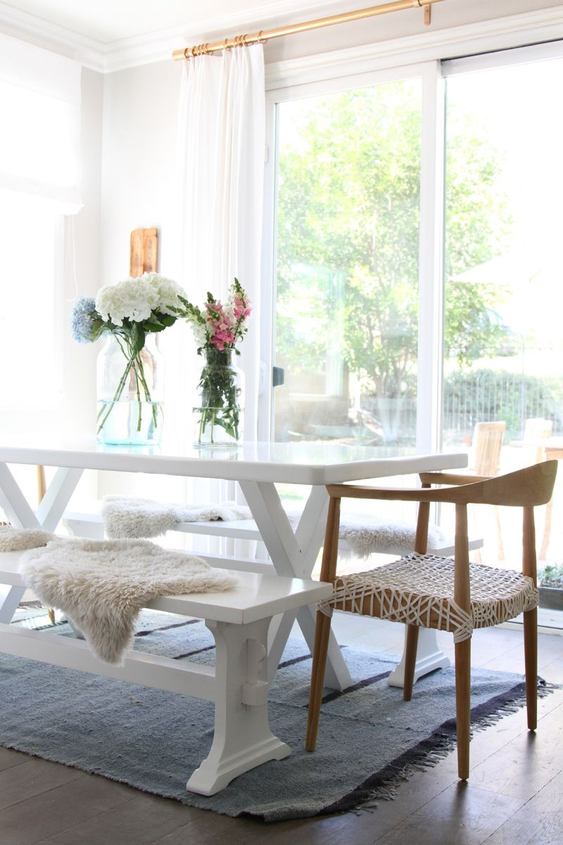 At Home With Becki Owens in San Clemente, California - A