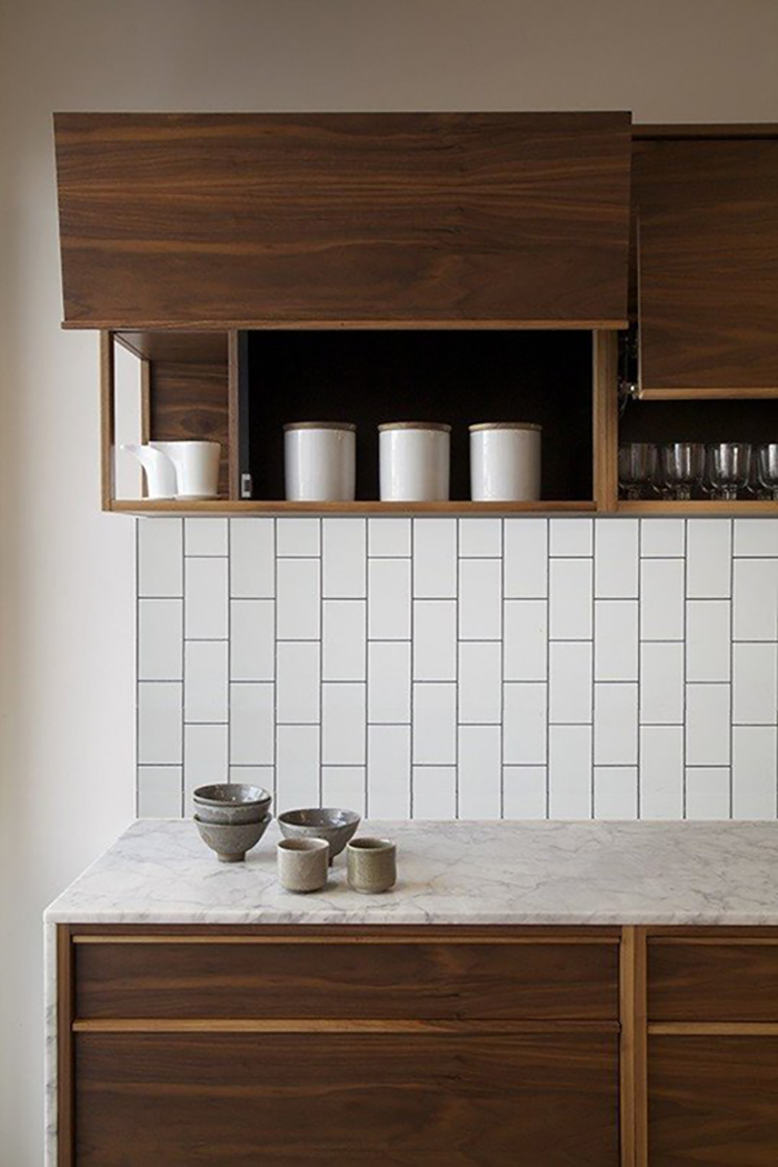 Subway Tile Designs Inspiration - A Beautiful Mess