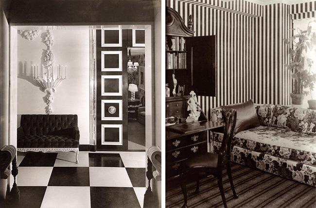 Dorothy-draper-interiors