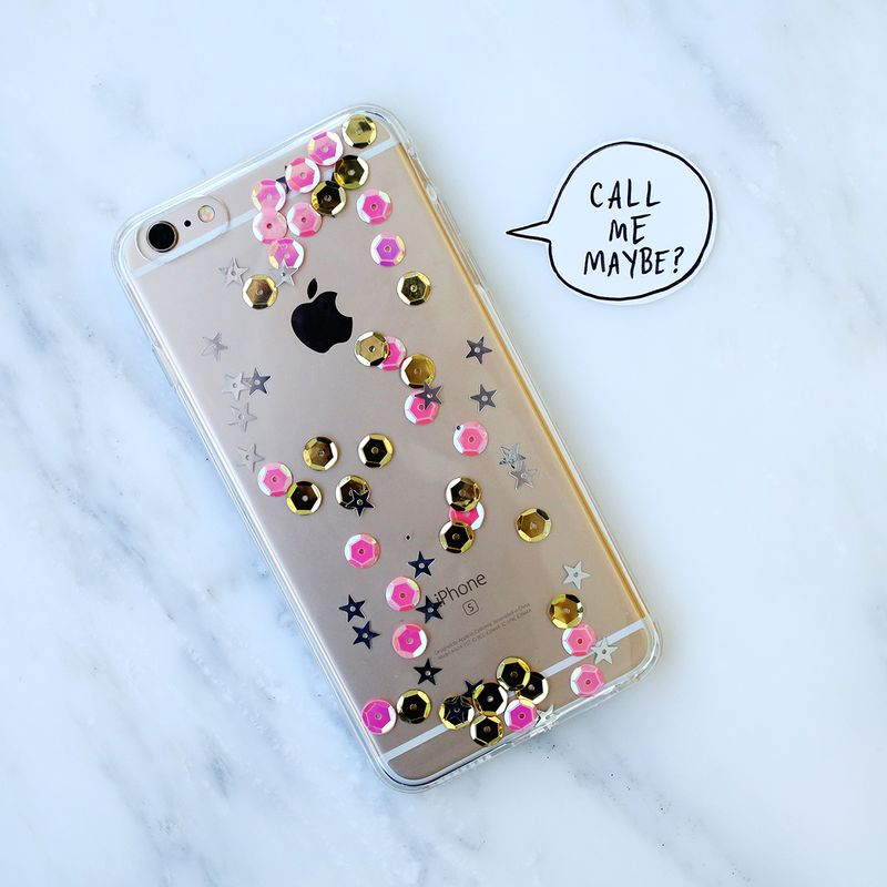 size 40 5c164 b5ebf 3 Ideas for DIY Phone Cases - A Beautiful Mess