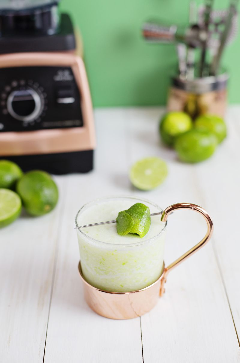 Frozen Pisco Sour (via abeautifulmess.com)
