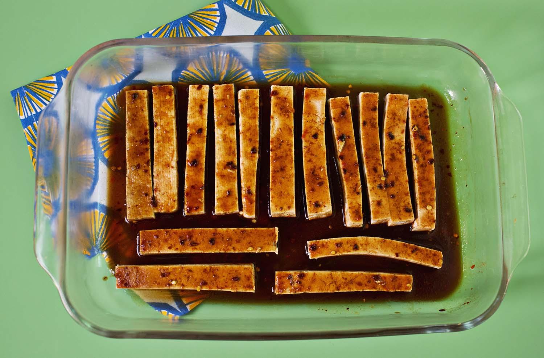 Best marinated tofu