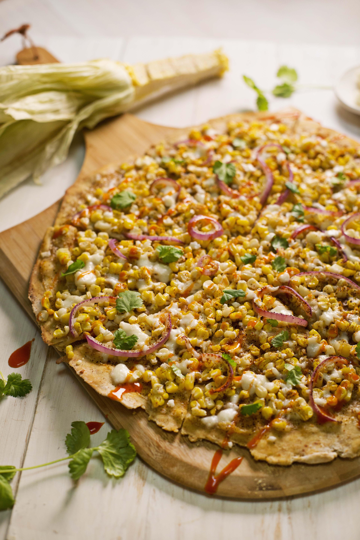 Street corn pizza (via abeautifulmess.com)