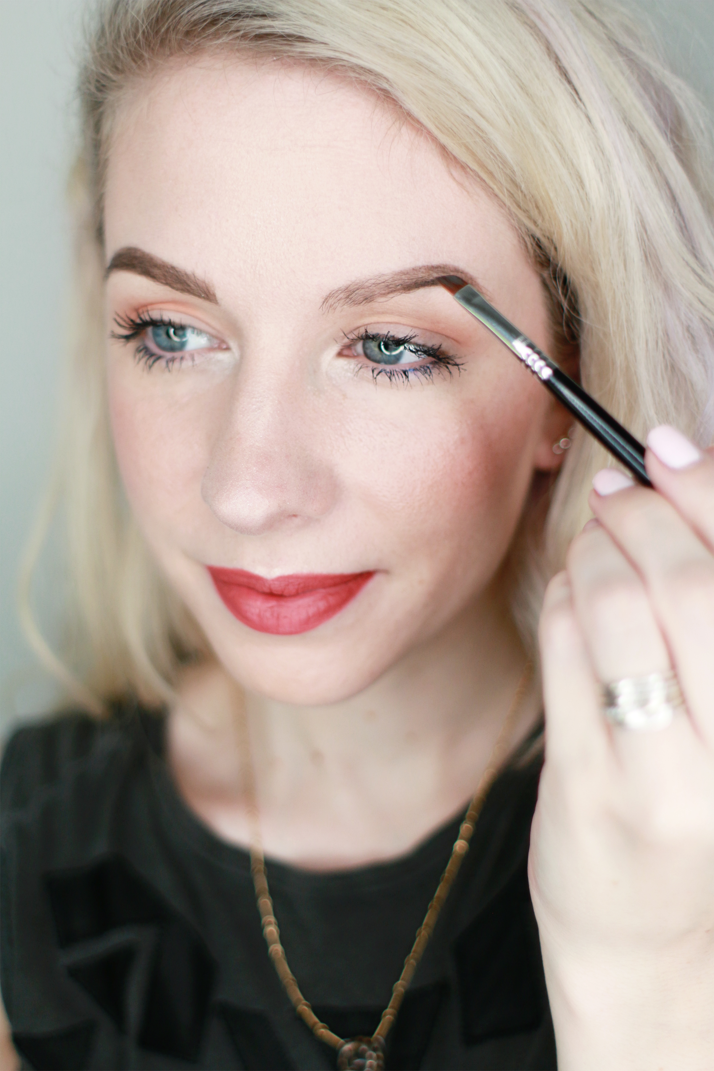 How To Achieve The Perfect Bold Brow A Beautiful Mess