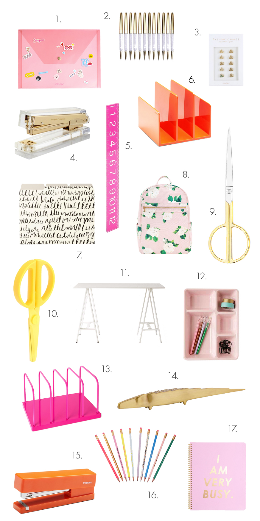 2675c75a070f The Ultimate Back-To-School Shopping List for Grown Ups! - A ...