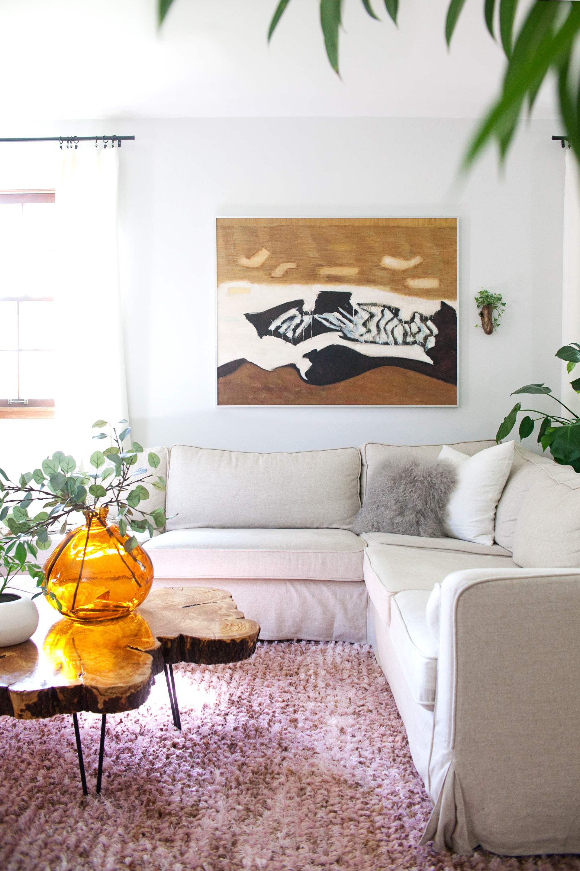 Easy Tips for a Living Room Refresh - A Beautiful Mess