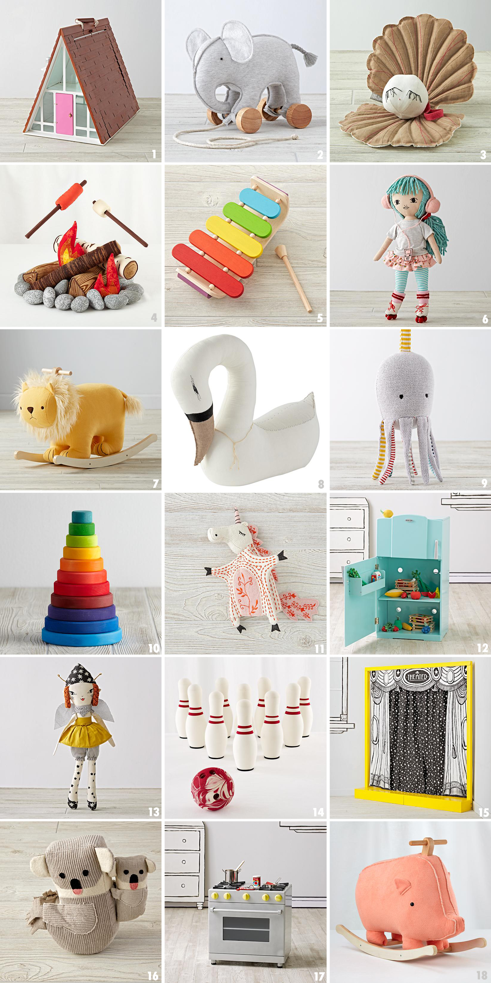 The Land Of Nod wishlist