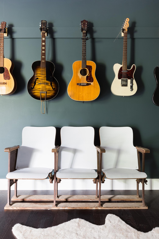 Jeremy's studio ©AlyssaRosenheck