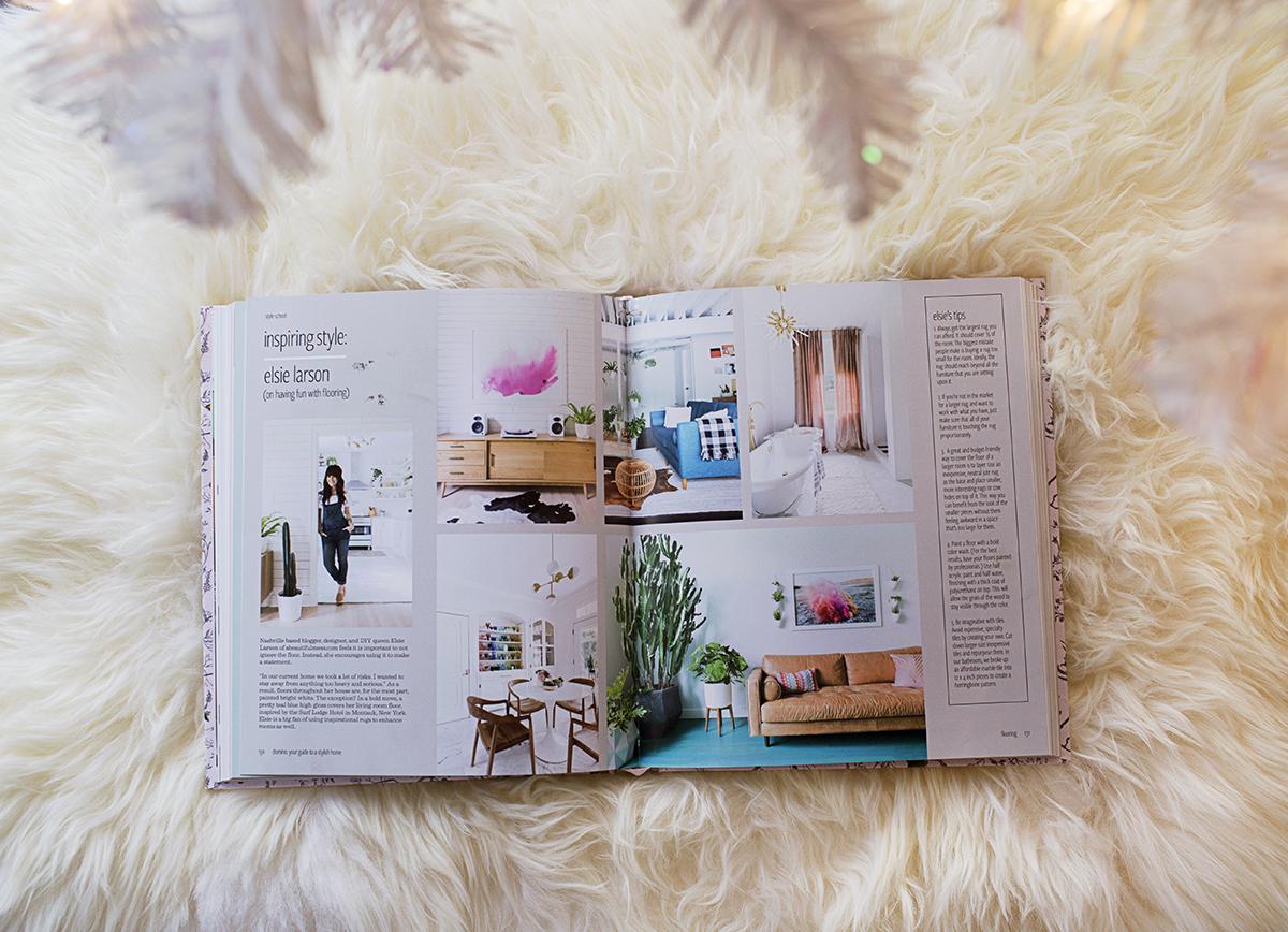 Helen's home in Domino book