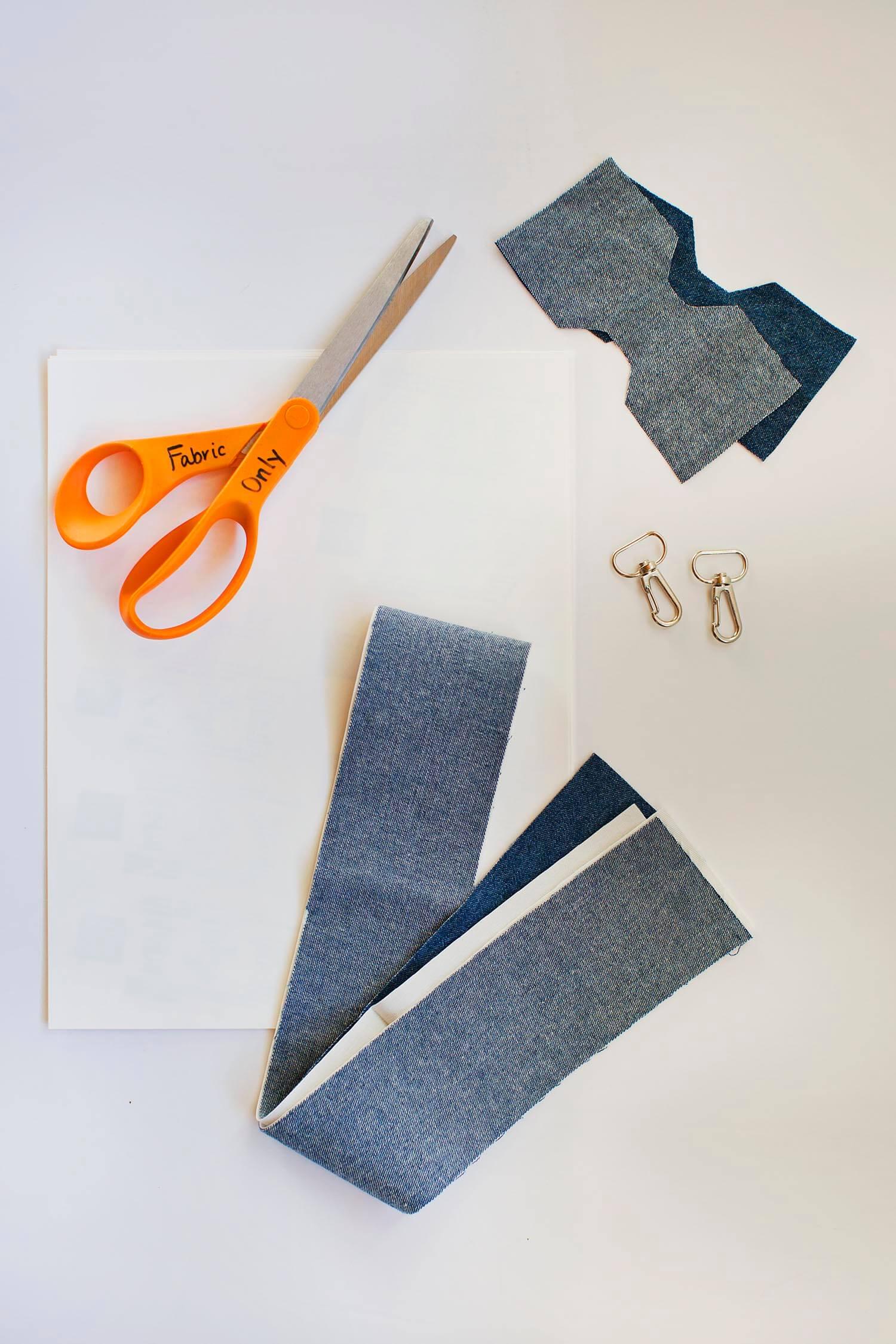 How to make a camera strap